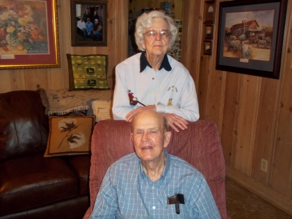 James and Martha Newby [2010]
