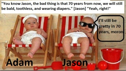 Adam and Jason