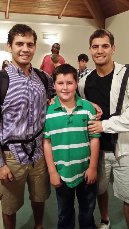 Big L, Big Fan of Andre and Allen