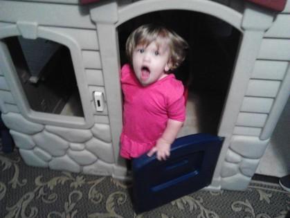 Chloe Loves Her House