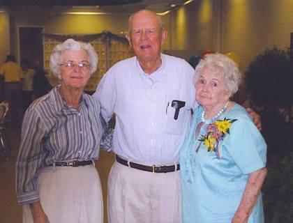 Martha Allen Newby, James M. Newby and Naola Bailey