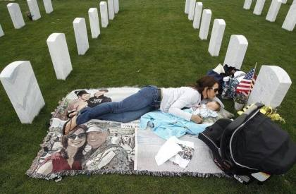 WHat memorial day is about_n