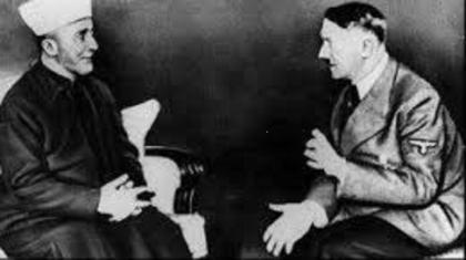 Hitler with haj amin al-husseini
