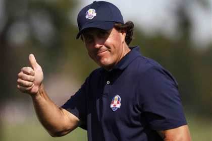 mickelson happy